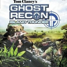 Jocuri Xbox Ubisoft, Actiune, 16+, Multiplayer - Ghost Recon: Island Thunder - Joc ORIGINAL - Xbox