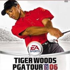 Jocuri Xbox Ea Sports, Sporturi, 3+, Multiplayer - Tiger Woods PGA Tour 06 - Joc ORIGINAL - Xbox