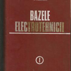 Plautius Andronescu - Bazele electrotehnicii - 2 volume - Carti Electrotehnica