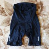 Pantaloni ciclism Gonso; marime M: 64-106 cm talie elastica, 41.5 cm lungime