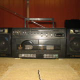 Combina audio, Mini-sistem, 0-40 W - Dublu radio-Casetofon stereo Super Panascanic din 1994 (DEFECT)