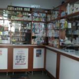 mobilier farmacie/magazin naturist