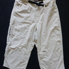 Pantaloni ¾ Columbia Omni Dry GRT, model Capri; 78 cm talie, 71.5 cm lungime - Pantaloni dama Columbia, Marime: Alta, Culoare: Din imagine