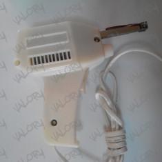 Pistol lipit cositorit fludor electric ROMANESC RADIOPROGRES putere 100W NOU