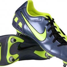 Ghete fotbal Nike, Sala, Teren sintetic, Iarba - Ghete originale fotbal - NIKE TOTAL 90 SHOOT III