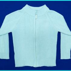 IMPECABIL _ Jerseu / jacheta bleu, din bumbac, marca TEX _ baieti | 2 - 3 ani, Marime: Alta