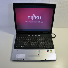 LAPTOP FUJITSU SIEMENS AMILO M7405 PROCESOR PENTIUM M 1.6 GHZ 512 RAM HDD 40 GB INTEL EXTREME GRAPHICS 2, Intel Pentium M, 1501- 2000Mhz, 15-15.9 inch, Sub 1 GB, Sub 80 GB