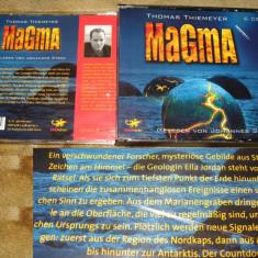 CD 6 CD-uri Audio cu Documentar MAGMA (Germana) - Audiobook