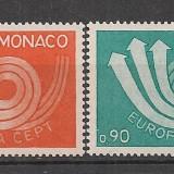 Monaco.1973 EUROPA AB.450 - Timbre straine
