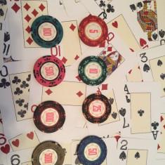 Chipsuri Poker Cartamundi