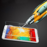 Folie protectie ecran antisoc Tempered Glass Samsung Galaxy Note 3 N9000 + expediere gratuita Posta - sell by PHONICA