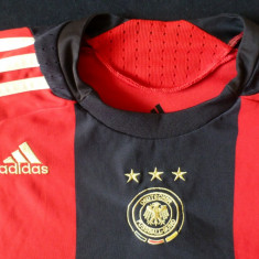 Tricou Adidas Clima 365 Climacool Deutscher Fusball-Bund; marime S; impecabil - Tricou barbati