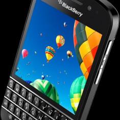 Vand BLACKBERRY Q10 || aproape NOU - Impecabil - Pret Negociabil - Telefon mobil Blackberry Q10, Negru, Neblocat