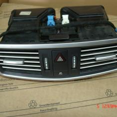 Mercedes E Class W212 grile ventilatie cu iluminare ambientala A2126800571 - Bord auto