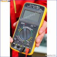 APARAT DE MASURA MULTIMETRU DIGITAL - Multimetre
