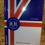 Carte Management - Petre Brezeanu - Management financiar