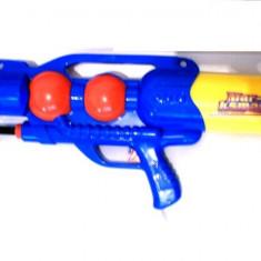 Pistol cu Apa dotata cu doua tevi - Pistol de jucarie Altele, Plastic, Unisex