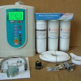 Ionizator apa 719 (cu 3 electrozi) + FILTRE, 24 LUNI garantie, NOU, apa vie, apa alcalina