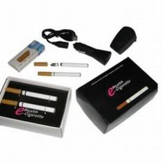 Set Dublu doua Tigara Tigare Electronica E-Health + 10 filtre + 3 incarcatoare - Tigara electronica