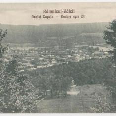 Carti Postale Romania dupa 1918 - Ramnicu Valcea, Dealul Capela, Vedere spre Olt, francata dar necirculata, cca.1928