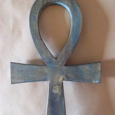 ANKH - CRUCE EGIPTEANA - SIMBOLUL VIETII VESNICE