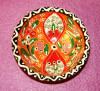 Farfurie ceramica - bol - handmade - lucrata manual - pictata - diam 8 cm, h 3.5cm - TURCIA - 2+1 gratis toate produsele la pret fix - RBK6035