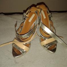 Sandale dama Zara, Marime: 38, Culoare: Din imagine, Din imagine