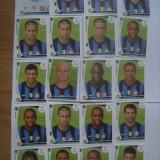 Colectii - PANINI - Champions League 2009-2010 / Internazionale Milano (20 stikere)