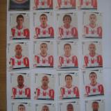 PANINI - Champions League 2009-2010 / Olimpiacos (20 stikere) - Colectii