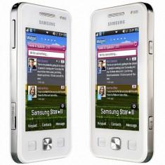 Samsung c6712 - Telefon Samsung, Alb, <1GB, Neblocat, Dual SIM, Dual core