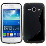 Husa TPU S-LINE Samsung Galaxy Ace 3 S7270 S7272 Black