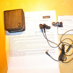 Casti in Ear Audio-Technica ATH-CKS90i - Casti Koss