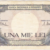 Bancnota 1000 lei 10 septembrie 1941