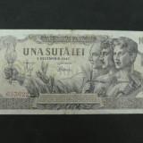 ROMANIA - BANCNOTA 100 LEI - 5 DECEMBRIE 1947
