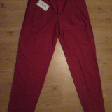 LOT Pantaloni Versace Sport - 10 buc super pret - Pantaloni barbati Versace, Marime: 50, Culoare: Rosu, Marime: 48, Rosu, Lungi