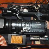 Camera Video Sony, Mini DV, CCD - SONY FX1