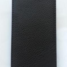 Husa telefon - Husa Eleganta TOC FLIP Piele ALLVIEW P5 Quad + Folie Protectie Display CADOU