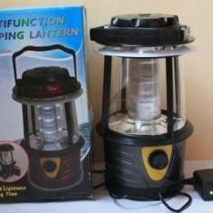 Lampa ( Felinar ) Cu Acumulator si Incarcare Priza Led Light - Lanterna
