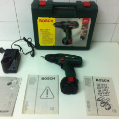 Bormasina Bosch PSR 9, 6 VE-2