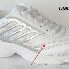 Pantofi dama sport-WINK-JS 768-1 - Adidasi dama Wink, Marime: 36, 38, 39, 41, Culoare: Alb