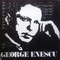 GEORGE ENESCU - Omagiu cu prilejul aniversarii a 100 de ani de la nastere - Carte Arta muzicala