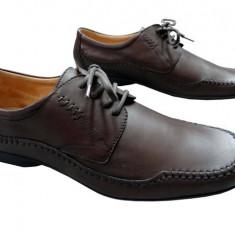 Pantofi barbati piele naturala Denis-891-m