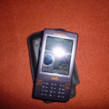 Telefon mobil Sony Ericsson, 4GB, Neblocat, Single core, Nu se aplica - Vand Sony Ericsson W950