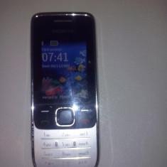 Telefon Nokia, Negru, 2GB, Vodafone, Fara procesor, 32 MB - VAND NOKIA 2730C(stare f.buna)