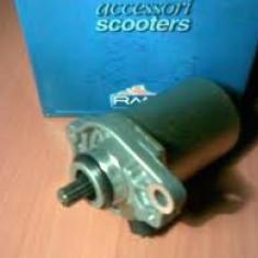 Electromotor scuter Piaggio si Gilerra - Electromotor Moto