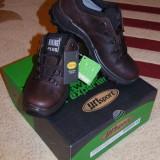Pantofi trekking GriSport - Pantofi barbati Grisport, Marime: 41, Piele naturala, Maro