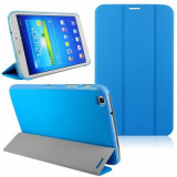 "Husa albastra Samsung Galaxy Tab 3 8.0"" T310 T311 T315 + folie protectie ecran + expediere gratuita Posta - sell by Phonica"