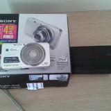 Sony DSC-W630 cu garantie - Aparat Foto compact Sony, Ultracompact, 16 Mpx, 5x