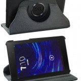 Husa Asus Google Nexus 7 2013 Gen 2 + casti audio + cablu USB OTG + stylus