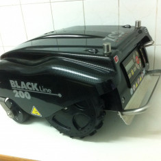 Robot de cosit iarba Marca,, BLACK Line 200 '' - Masina tuns iarba, Roti